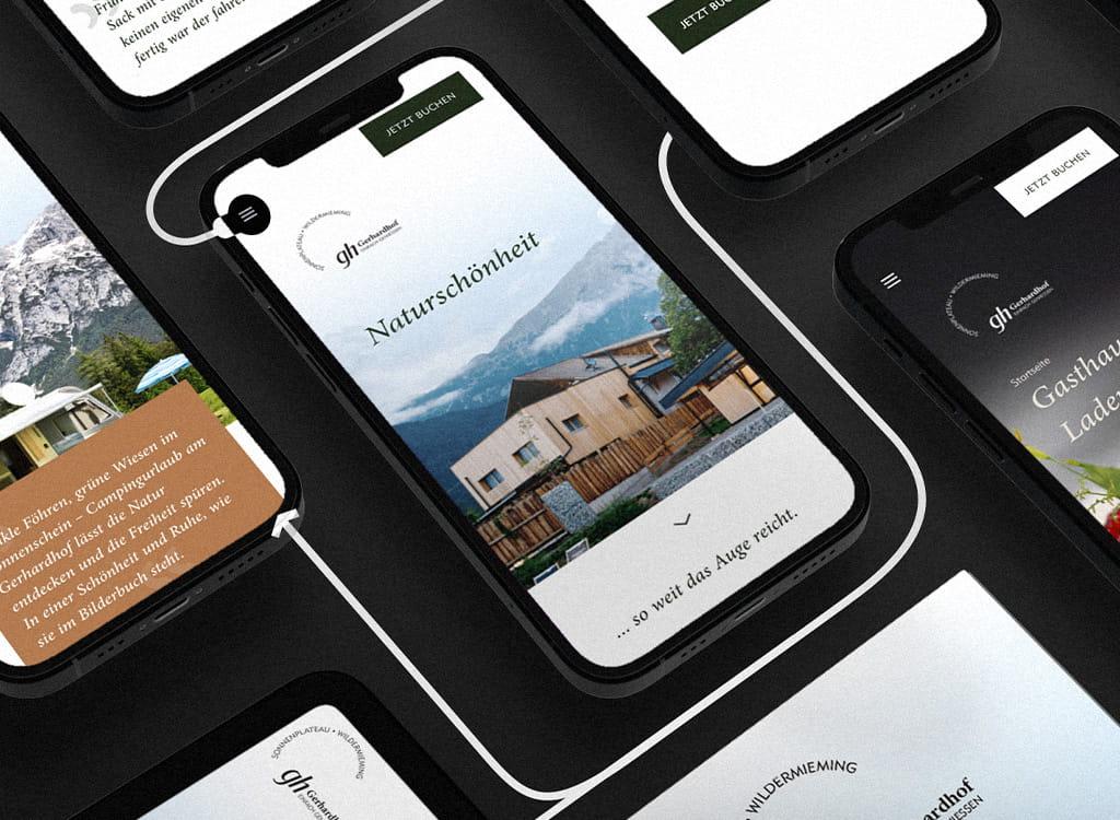ceredia GmbH - Digitalagentur für Digital Design, E-Commerce und Marketing - Werbeagentur - Medienagentur - Leistung - Digital Design - Tablet