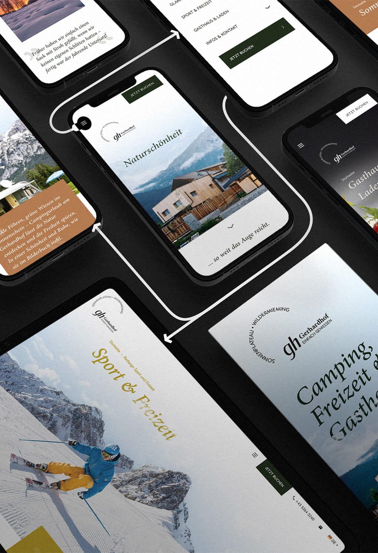 ceredia GmbH - Digitalagentur für Digital Design, E-Commerce und Marketing - Werbeagentur - Medienagentur - Leistung - Digital Design