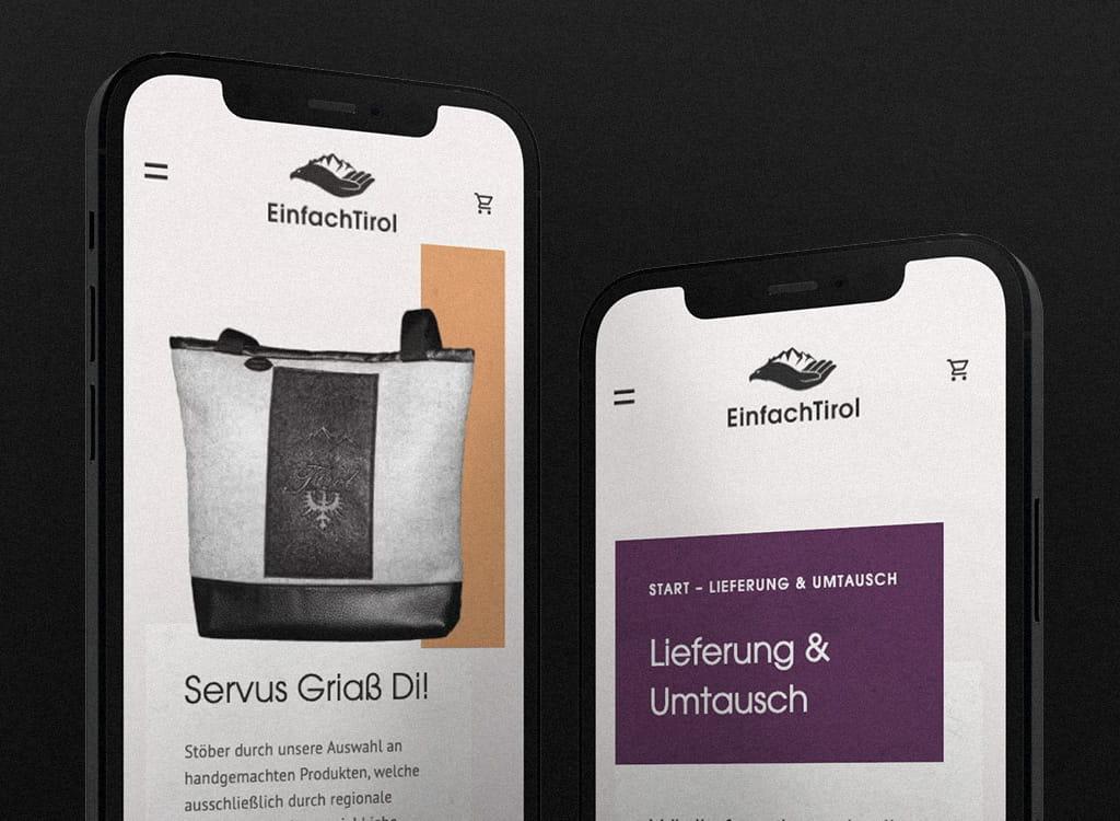 ceredia GmbH - Digitalagentur für Digital Design, E-Commerce und Marketing - Werbeagentur - Medienagentur - Leistung - E-Commerce - Tablet