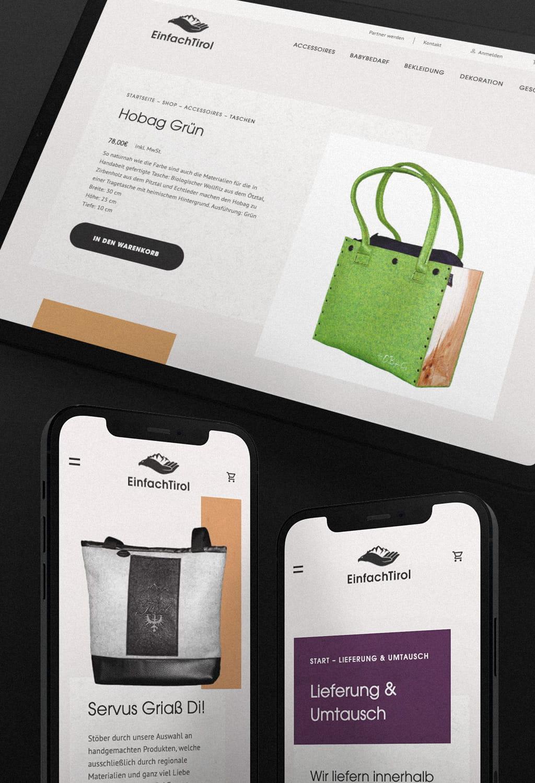 ceredia GmbH - Digitalagentur für Digital Design, E-Commerce und Marketing - Werbeagentur - Medienagentur - Leistung - E-Commerce