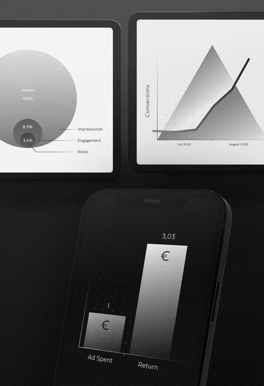 ceredia GmbH - Digitalagentur für Digital Design, E-Commerce und Marketing - Werbeagentur - Medienagentur - Leistung - Marketing
